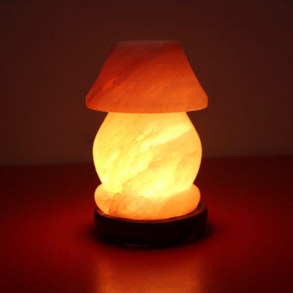 Himalayan salt lamp asthma