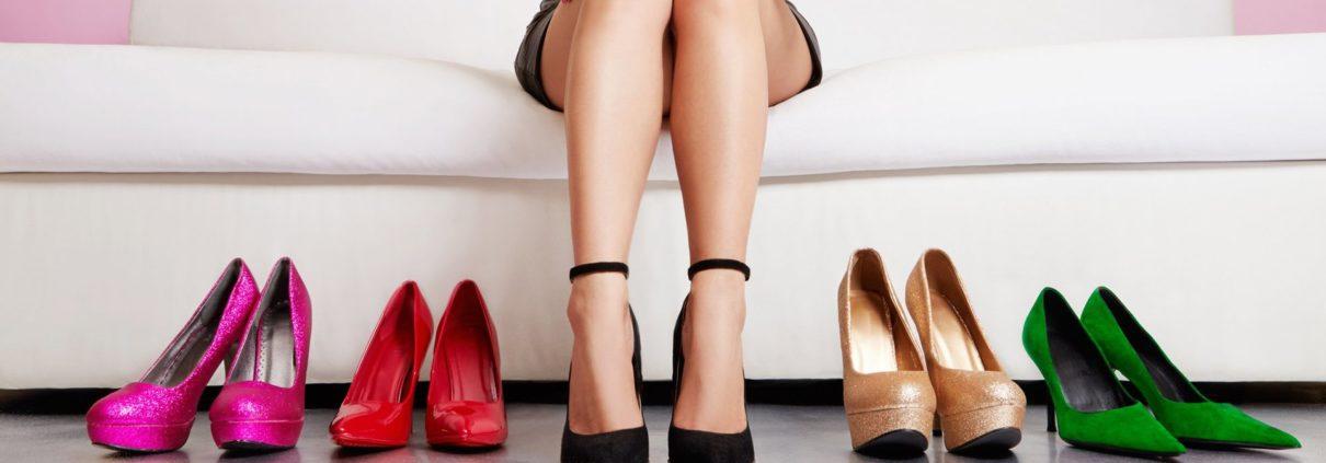 Women shoes in Pakistan