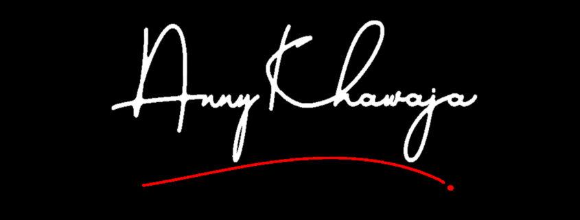 Anny khawaja Official logo