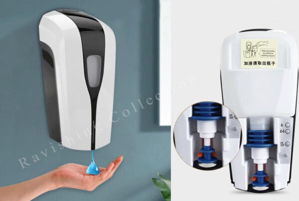 automatic hand sanitizer spray dispenser stand